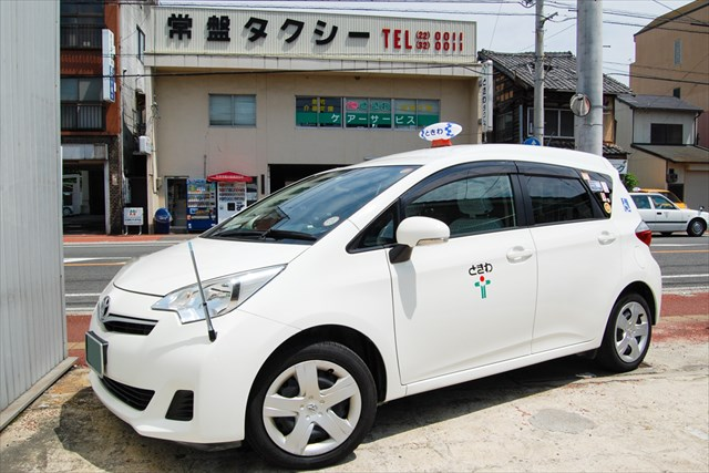 介護保険適用で料金がリーズナブルになる介護タクシー